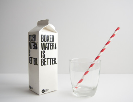 Boxed Water-Feature